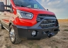 2020 Ford Transit Front Bumper with Bull Bar