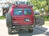 Ford Van Aluminum Off Road Rear Bumper