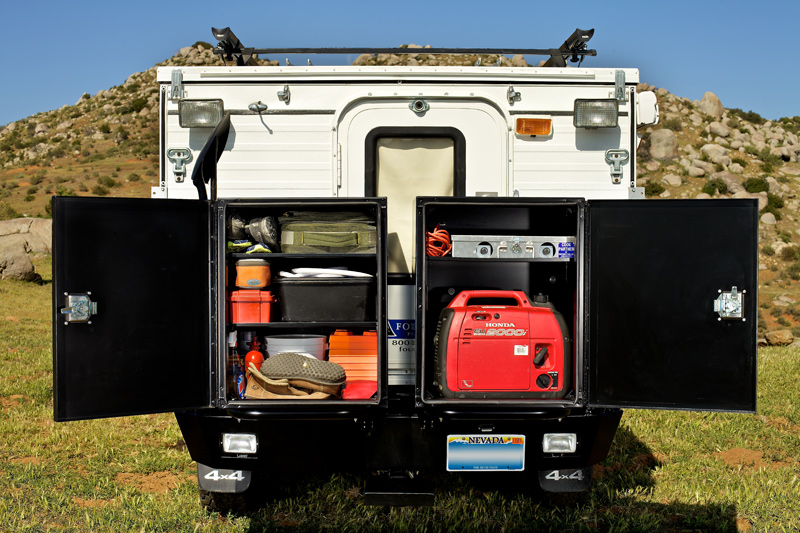 Camper Extension Kits Aluminess