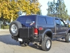Aluminum Off Road Rear Bumper for Ford Truck