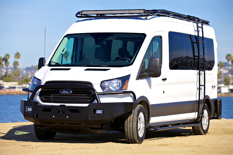 Ford Transit Aftermarket Products | Aluminess