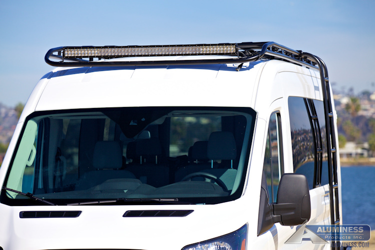 Ford Transit Roof Rack Aluminess