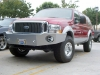 Aluminum Off Road Winch Bumper for Ford Truck
