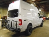 Nissan NV Aluminum Off Road Rear Bumper