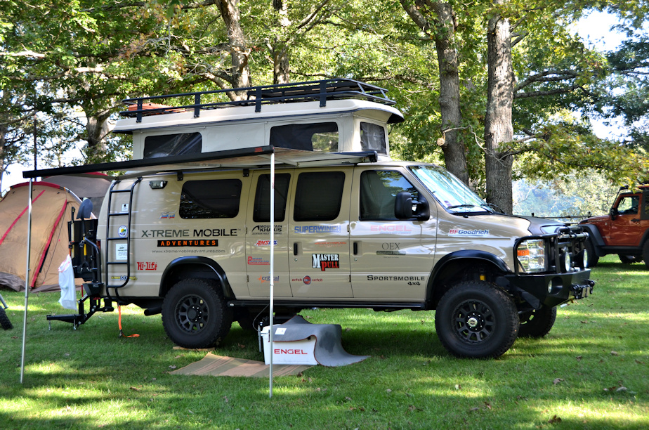 2014 Overland Expo East Trip | Aluminess