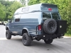 Ford Van Aluminess Rear Bumper & Accessories