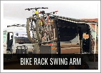 Bike Rack Swing Arm