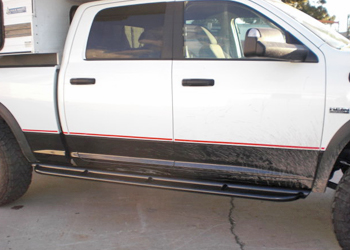 Dodge Power Wagon Sliders 2010-2014