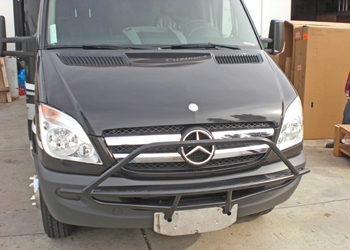 Sprinter light bar