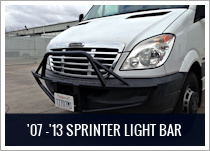 2007-2017 Sprinter Light Bar