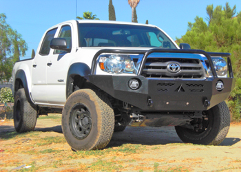 Toyota Tacoma 2005-2011 Front Winch Bumper