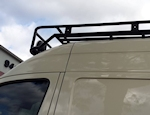 Sprinter Aluminum Voyager Roof Rack Style