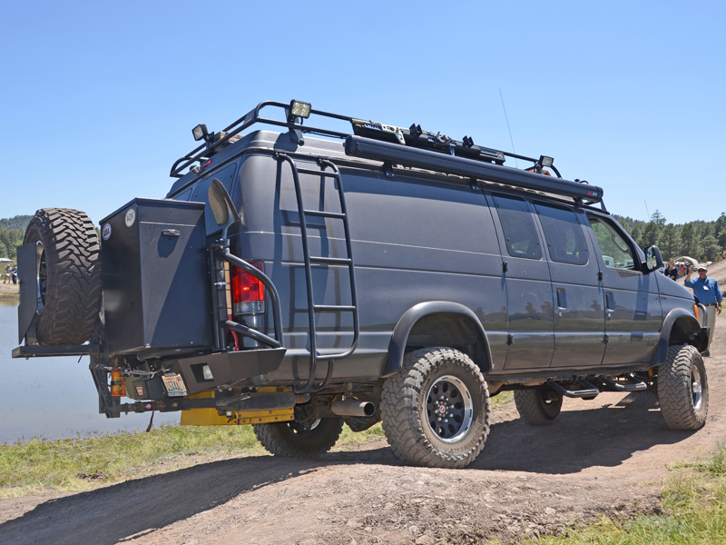 Perfect  Van Conversion Sprinter Van 4x4 Products Roads Roof Rack Outdoor Van