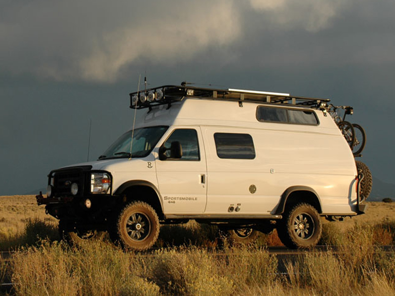 Voyager Roof Rack Style