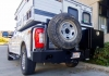 Superduty Ford Rear Bumper 2017