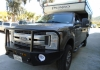 2017 Ford Superduty Front Winch Bumper