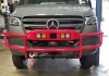 2019 Mercedes Sprinter Hidden Winch Mount & Receiver