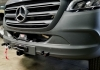 Hidden Winch Mount and Receiver 2019 Mercedes Benz