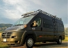 Dodge ProMaster Touring Style Roof Rack