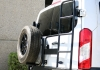 Ford Transit Rear Door Ladder Low Roof