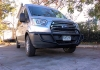 2015-2019 Ford Transit Light Bar/Brush Guard