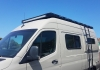 Aluminess Sprinter Modular Roof Rack with Touring Front