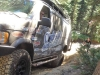 Aluminum Off Road Nerf Bars Ford Van