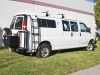 Aluminum Off Road Ladder Chevy Van