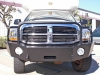 Aluminum Off Road Front Winch Bumper Dodge Ram