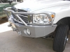 Aluminum Off Road Front Bumper Dodge Ram. No Winch