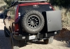 Ford Excursion Aluminum Off Road Rear Bumper