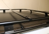 Telescoping Removable Crossbar (Clamps to Aluminess roof rack)