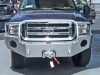 Aluminum Off Road Front Winch Bumper Ford SD Trucks