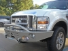 Aluminum Off Road Front Winch Bumper Ford SD