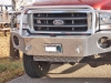 Aluminum Winch Bumper for Ford Super Duty Truck