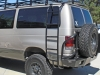 Aluminum Off Road Ladder Ford Van