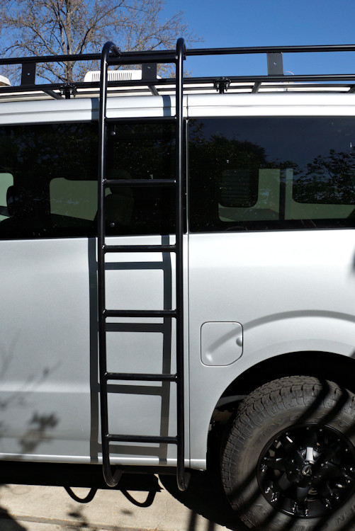 Nissan Nv Ladder Aluminess