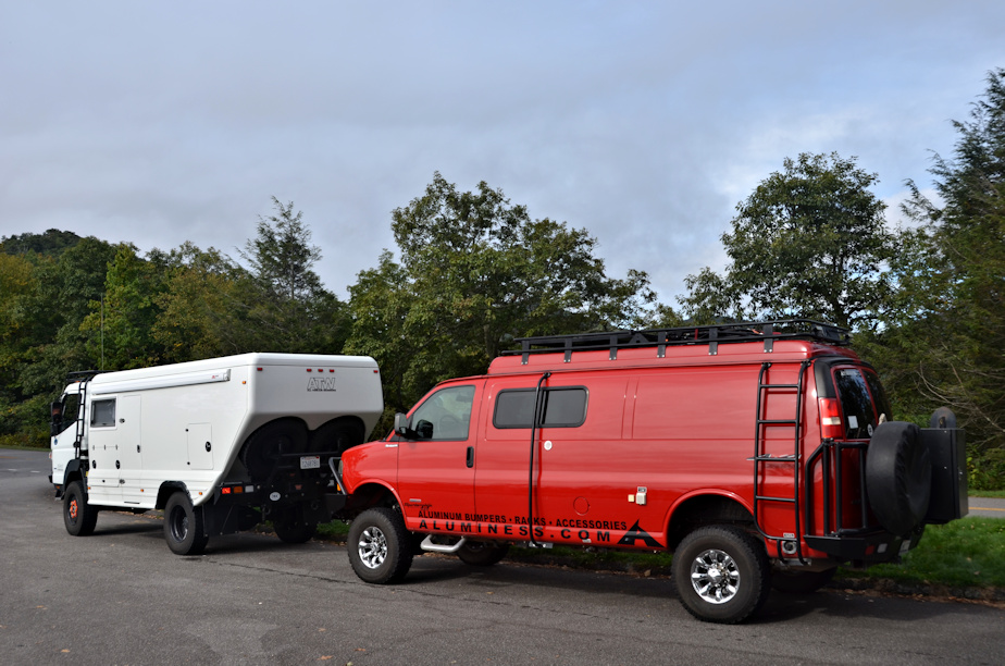 2nd Annual Overland Expo East Aluminess