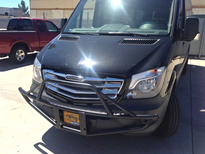 Sprinter Aluminum Light Bar