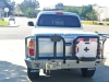 Toyota Tacoma Aluminum Off Road Rear Bumper