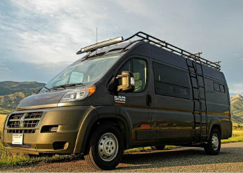 Dodge Promaster Roof Rack