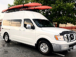 Nissan NV High Roof - Double Loop with Slatted Flooring