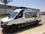 Sprinter Touring Roof Rack