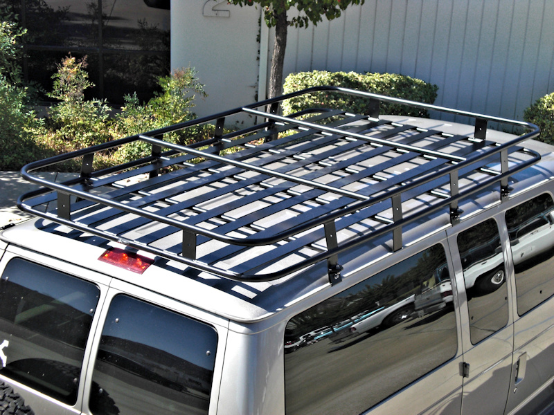 Double Loop Roof Rack Style