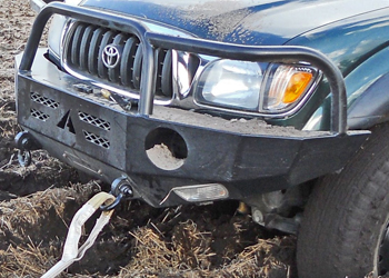 Toyota Tacoma Front Winch Bumper 2001-2004
